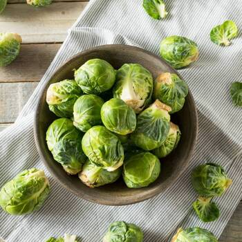 Brussels Sprouts- Long Island Improved