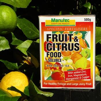 Fruit & Citrus Soluble Fertiliser- 500g