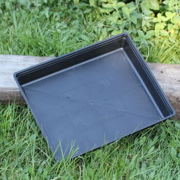 Drip Tray Solid Bottom