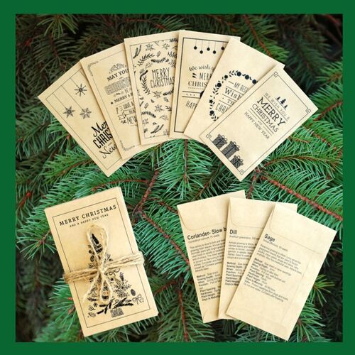 Christmas Seed Bundle - Herbs