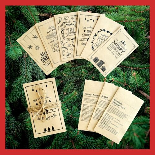 Christmas Seed Bundle - Vegetables