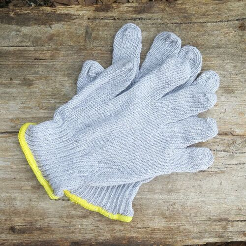 Poly-Cotton Gloves [Size: Small]