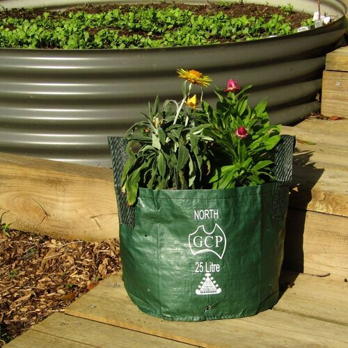 Heavy Duty Planter Bag 25 Litre