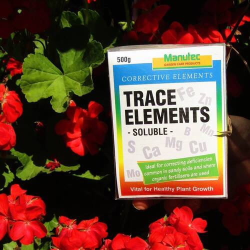 Trace Elements Soluble- 500g